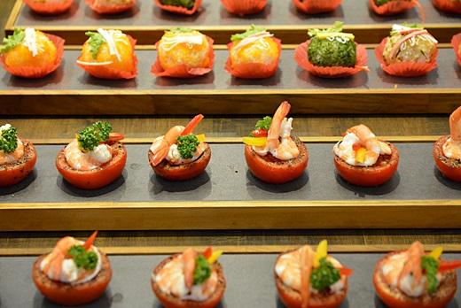 【台中歐式自助餐】這次的派對點心也太厲害●專業外燴公司推薦-大推高質感服務|開幕酒會首選外燴廠商◆五星等級自助Buffet分享