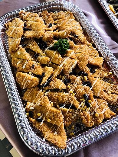【台中外燴】精緻歐式自助餐~打破了我對傳統外燴辦桌的既定印象*提供素食葷食料理★連甜點也是非常好吃!