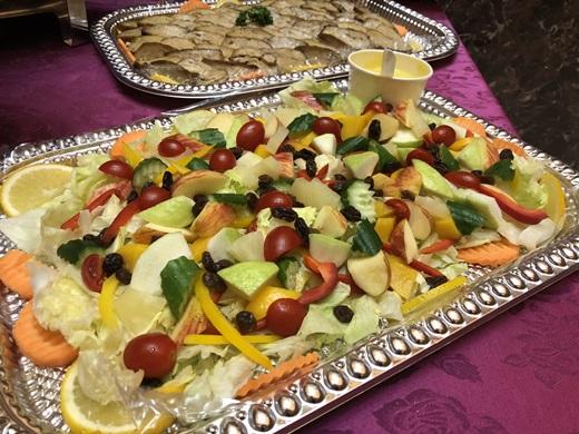 台中好吃的外燴~菜色豐富的歐式自助餐▲西式、中式、港式的料理應有盡有★超推薦的buffet!!