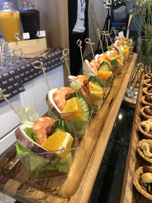 【歐式風格】口味多元化,客製化外燴,擺盤佈置美觀,歡樂氣氛~歐式鄉村風,生日派對推薦,好吃點心