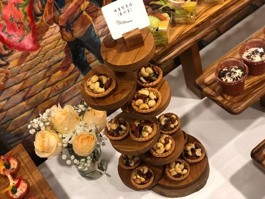 【台中外燴推薦】歐式自助餐│鄉村風finger food特殊料理│價錢合理,服務又棒!