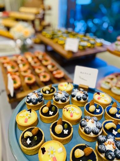 【外燴推薦】台中+慶生派對+抓週+生日派對+buffet+鄉村風+神秘派對+ finger food甜點!