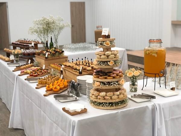 [外燴finger food] 台中+生日+慶生+抓週+派對+鄉村風+服務+最優質的精緻的餐點料理!