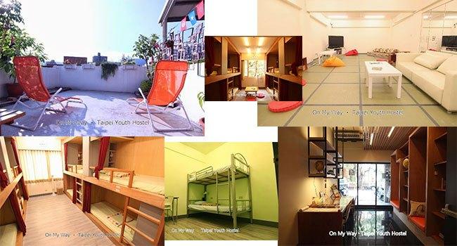 6.On-My-Way-Taipei-Hostel途中-台北國際青年旅舍