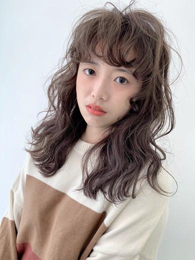 我找到厲害的台中染髮店 啦★台中燙髮推薦心得分享|新髮廊初體驗~設計師的美髮技術真的很厲害!充滿日系溫柔感的髮型我很喜歡