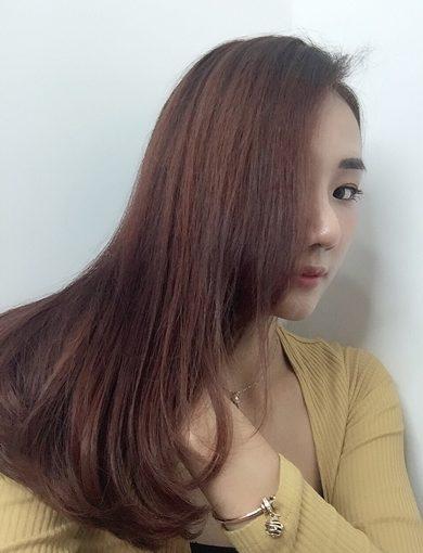【推薦台中美髮】髮廊剪髮.染髮分享※資深設計師為我打造2018職場職感髮色■染燙充滿個人風格,打造獨一無二的美髮造型